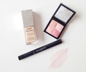 blush, Givenchy, and make up image