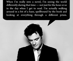 quotes, book, and Colin Firth image