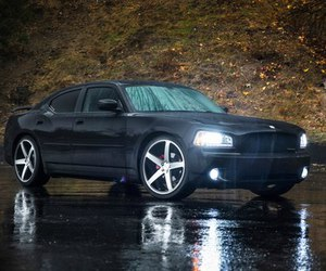 car and dodge charger image