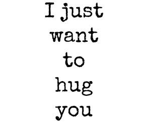 hug, wallpaper, and love image