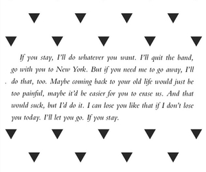 book, book quotes, and if i stay image