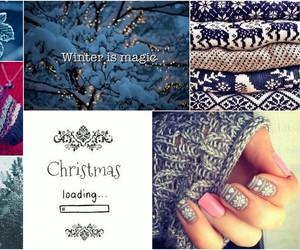 amazing, christmas, and magic image