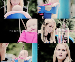 The Originals, rebekah mikaelson, and hope mikaelson image
