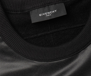Givenchy and black image