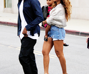 beyoncé, blue, and family image
