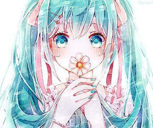 anime and Chica image