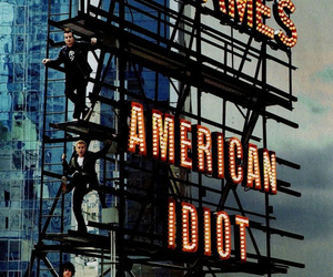 green day, american idiot, and tre cool image