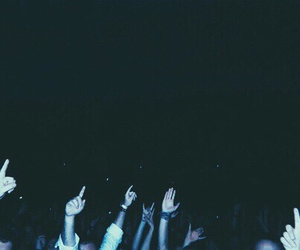grunge, hands, and party image