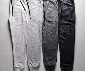 sweatpants and clothes image