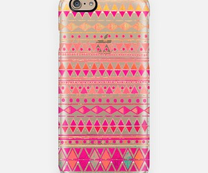 case, coral, and ethnic image