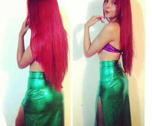 ariel, beuty, and cool image