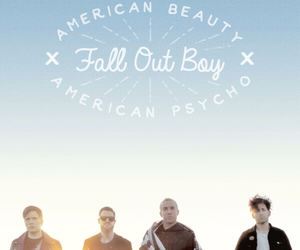 fall out boy, FOB, and patrick image