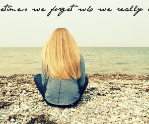 are, beach, and forget image