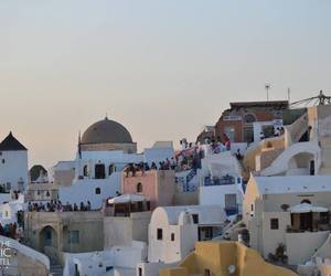 dream place, Greece, and greek image
