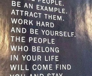 people., don't., and be yourself. image