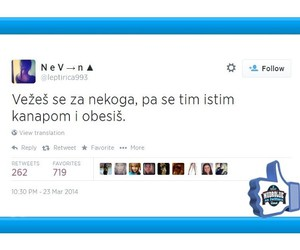 balkan, citati, and tvitovi image