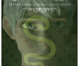 jack frost and slytherin image