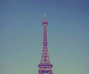 eiffel, paris, and torre image