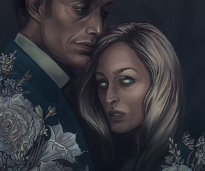 cannibal, hannibal, and mads mikkelsen image