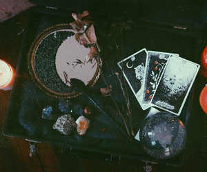 tarot and Witches image