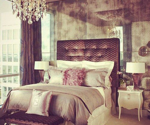 chandelier, luxury, and classy image