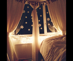 amazing, bed, and christmas image
