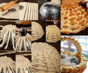 diy, food, and basket image