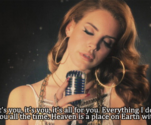 lana del rey, Lyrics, and video games image