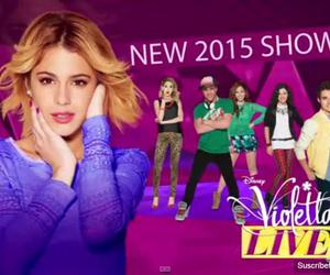 martina stoessel and violetta live image