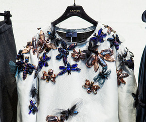 fashion, Lanvin, and style image