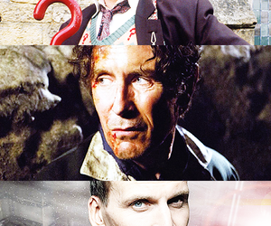 doctor who, classic who, and paul mcgann image