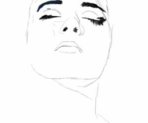 art, drawing, and drama image