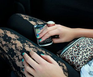 fashion, blackberry, and ring image