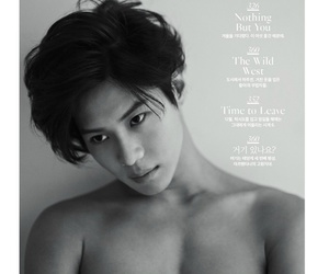 k-pop, Taemin, and Nude image