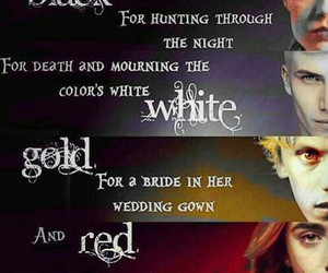 colors, shadowhunters, and cassandra clare image