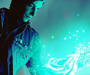 infamous second son image