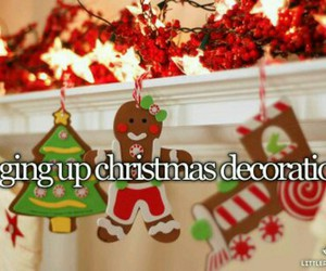 christmas, decorations, and december image