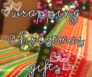 christmas, christmas presents, and gifts image