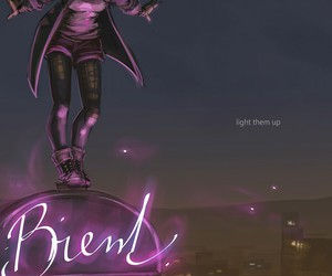 infamous second son and featch image