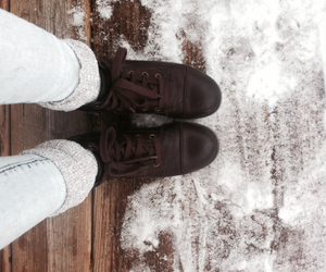 artsy, boots, and grunge image