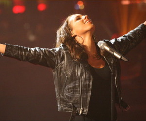 alicia keys, beautifull, and if i ain't got you image