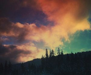 amazing, clouds, and colorful image