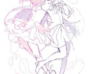 anime, girls, and lolita image