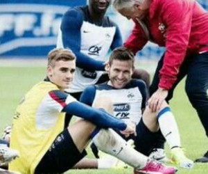 football player, france, and atletico madrid image