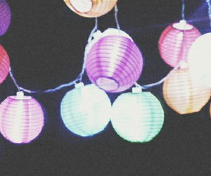 colours, grunge, and lights image