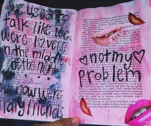art, book, and wreck this journal image