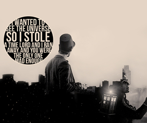 doctor who, the doctor, and matt smith image