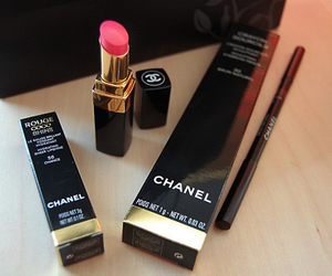 black, chanel, and Nude image