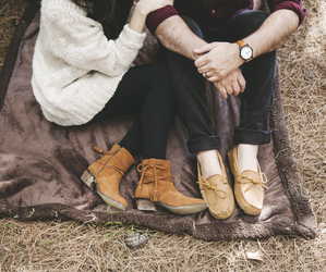 couple, girl, and hipster image