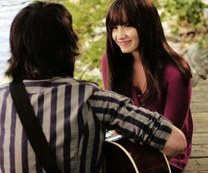 camp rock, lovato, and demi image